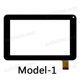 MGLCTP-117 Y Digitizer Glass Touch Screen Replacement for 7 Inch MID Tablet PC