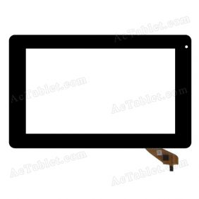A11020700067_V08 Digitizer Glass Touch Screen Replacement for 7 Inch MID Tablet PC