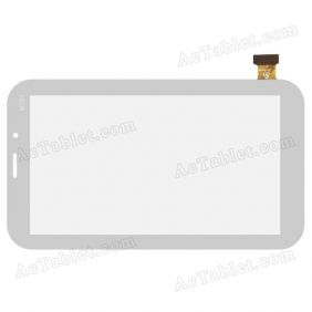 CT1796A Digitizer Glass Touch Screen Replacement for 7 Inch MID Tablet PC