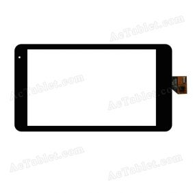 A2404-F0-A Digitizer Glass Touch Screen Replacement for 8 Inch MID Tablet PC