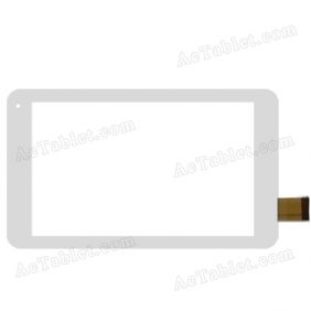 BL-1091 XST Digitizer Glass Touch Screen Replacement for 7 Inch MID Tablet PC