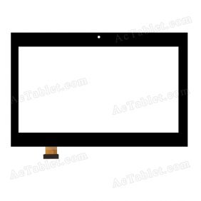 C7000167FPVA Digitizer Glass Touch Screen Replacement for 7 Inch MID Tablet PC