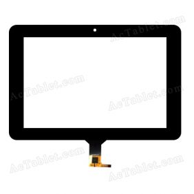 WGJ9002-V3 Digitizer Glass Touch Screen Replacement for 9 Inch MID Tablet PC