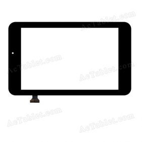 WGJ7372-V3 Digitizer Glass Touch Screen Replacement for 7 Inch MID Tablet PC