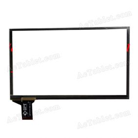 DPT 300-N3731A-A00-V1.0 Digitizer Glass Touch Screen Replacement for 7 Inch MID Tablet PC