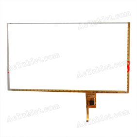 F-WGJ10124-V3 Digitizer Glass Touch Screen Replacement for 10.1 Inch MID Tablet PC