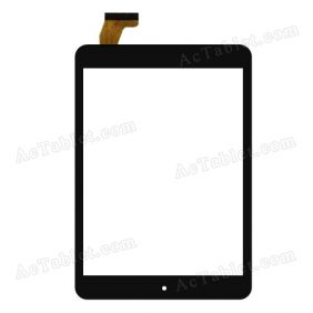F-WGJ78058-V1 Digitizer Glass Touch Screen Replacement for 7.9 Inch MID Tablet PC