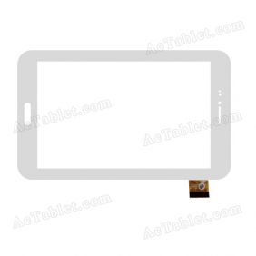 TPC1222Z VER5.0 Digitizer Glass Touch Screen Replacement for Android Tablet PC