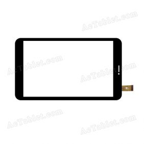 TPC1560 VER3.0 Digitizer Glass Touch Screen Replacement for 8 Inch MID Tablet PC