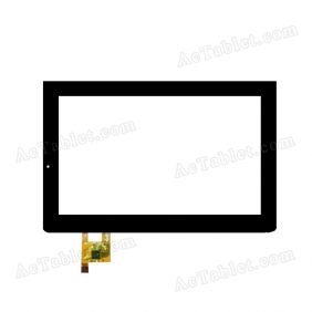 300-L4149A-C00-V1.0 Digitizer Glass Touch Screen Replacement for 9 Inch MID Tablet PC