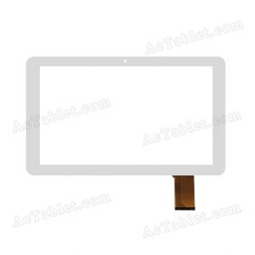 Digitizer Touch Screen Replacement for Woxter Nimbus 115 Q 10.1 Inch Tablet PC