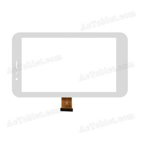 TPC1402 VER5.0 Digitizer Glass Touch Screen Replacement for 7 Inch MID Tablet PC