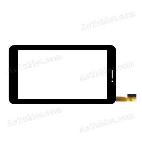 RSD-020-008 Digitizer Glass Touch Screen Replacement for 7 Inch MID Tablet PC