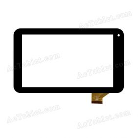 HH070FPC-062A M702 Digitizer Glass Touch Screen Replacement for 7 Inch MID Tablet PC