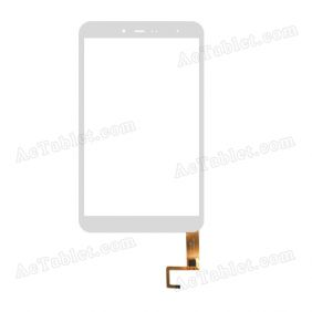 FPCA-80A17-V01 Digitizer Glass Touch Screen Replacement for 8 Inch MID Tablet PC