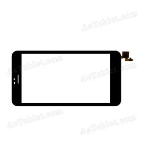 FPC-68A1-V02 Digitizer Glass Touch Screen Replacement for 7 Inch MID Tablet PC