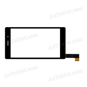 BCHQ C1202-F0-B ZJF Digitizer Glass Touch Screen Replacement for Android Phone