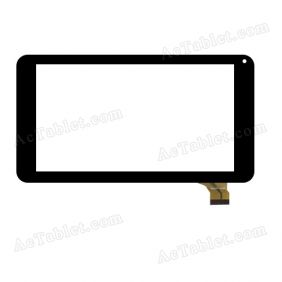 MGLCTP-70562 Digitizer Glass Touch Screen Replacement for 7 Inch MID Tablet PC