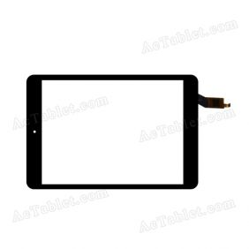 F-WGJ78096-V1 Digitizer Glass Touch Screen Replacement for 7.9 Inch MID Tablet PC