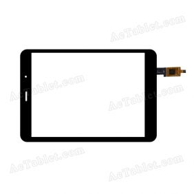 F-WGJ78097-V2 Digitizer Glass Touch Screen Replacement for 7.9 Inch MID Tablet PC