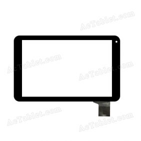 0288-R1-B Digitizer Glass Touch Screen Replacement for 9 Inch MID Tablet PC