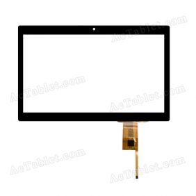 NJG101016BE0B-V0 Digitizer Glass Touch Screen Replacement for 10.1 Inch MID Tablet PC