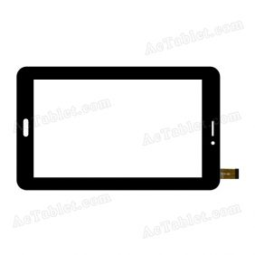 YDT1301-A0 Digitizer Glass Touch Screen Replacement for 7 Inch MID Tablet PC