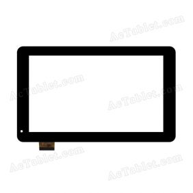 MF-736-090F Digitizer Glass Touch Screen Replacement for 10.1 Inch MID Tablet PC