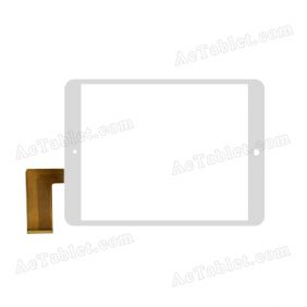 FPCA-79A11-V01 Digitizer Glass Touch Screen Replacement for 7.9 Inch MID Tablet PC