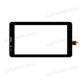 F-WGJ70499 V1 Digitizer Glass Touch Screen Replacement for 7 Inch MID Tablet PC