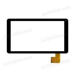 MJK-0299 /2014.11.20 FLT Digitizer Glass Touch Screen Replacement for 10.1 Inch MID Tablet PC
