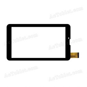 SG5984-FPC_V1-1 Digitizer Glass Touch Screen Replacement for 7 Inch MID Tablet PC