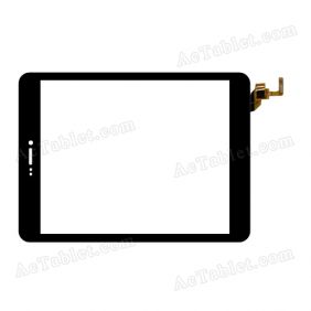 PB80JG9060 Digitizer Glass Touch Screen Replacement for 8 Inch MID Tablet PC