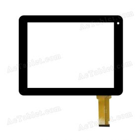 ZP9189-8 VER.00 Digitizer Glass Touch Screen Replacement for 8 Inch MID Tablet PC