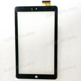 FPC-FC90S106-00 Digitizer Glass Touch Screen Replacement for 9 Inch MID Tablet PC