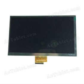 FPC-Y83367 V03 LCD Display Screen Replacement for 7 Inch MID Tablet PC