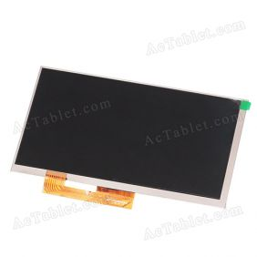 MF0701683001A LCD Display Screen Replacement for 7 Inch MID Tablet PC