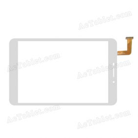 FPCA-70A08-V01 Digitizer Glass Touch Screen Replacement for 7 Inch MID Tablet PC