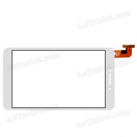 Digitizer Touch Screen Replacement for Sanei G695 3G MTK8382 Quad Core 7 Inch Tablet PC