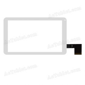 FPC-CY90S091-00 Digitizer Glass Touch Screen Replacement for 9 Inch MID Tablet PC
