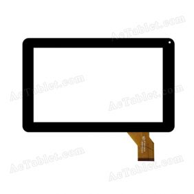 HK90DR2303 Digitizer Glass Touch Screen Replacement for 9 Inch MID Tablet PC