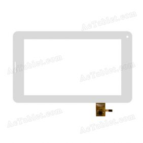 FPC-C070T1014DA0 Digitizer Glass Touch Screen Replacement for 7 Inch MID Tablet PC