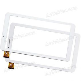 Digitizer Touch Screen Replacement for Ampe A101 10.1 Inch Tablet PC