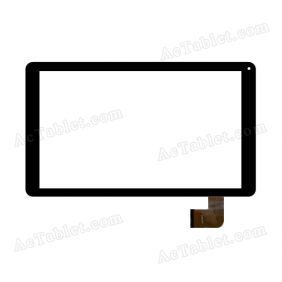 CG10161A0 Digitizer Glass Touch Screen Replacement for 10.1 Inch MID Tablet PC