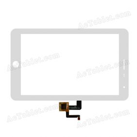 Digitizer Glass Touch Screen Replacement for ALPS HD-89 MTK8389 7 Inch Tablet PC