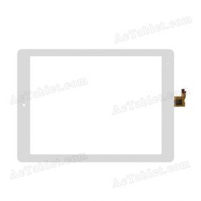 AD-C-971551-GGCT363 Digitizer Glass Touch Screen Replacement for 9.7 Inch MID Tablet PC