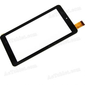 FPC-70E2-V01 Digitizer Glass Touch Screen Replacement for 7 Inch MID Tablet PC