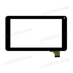 MT CTP-197 86V Digitizer Glass Touch Screen Replacement for 7 Inch MID Tablet PC