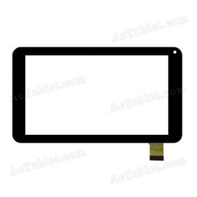 DYJ-700296-FPC Digitizer Glass Touch Screen Replacement for 7 Inch MID Tablet PC
