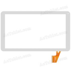 VTC5010A18-FPC-3.0 Digitizer Glass Touch Screen Replacement for 10.1 Inch MID Tablet PC